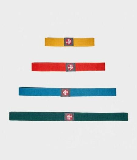 Manduka Yoga Simple Straps