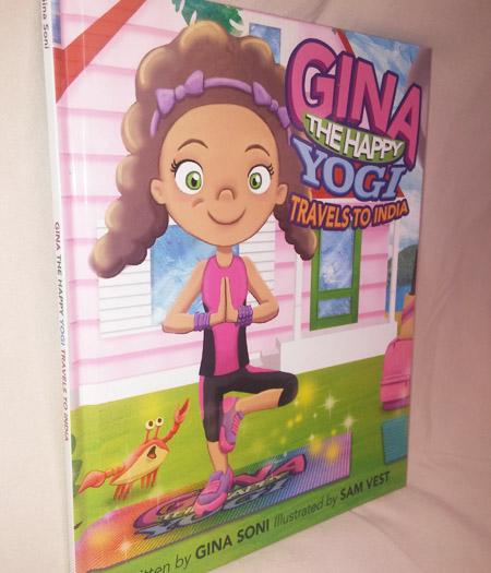 gina yogi book 1
