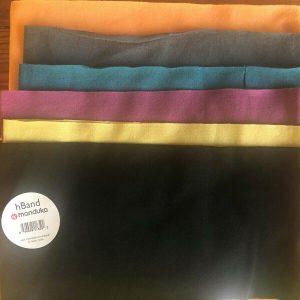 Manduka Yoga Headbands -All Colors Available