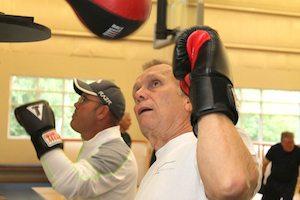 boxing for parkinson's patients