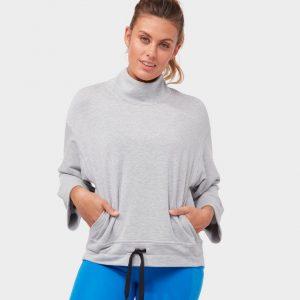 Mocknect Pullover Grey color